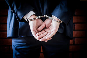 arrested professor