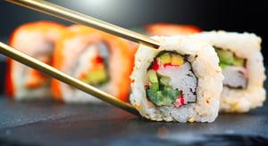 Sushi Tax Crimes