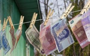 global money laundering