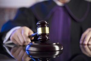 judge sentencing