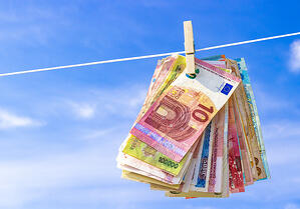 international money laundering