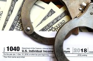 Tax preparer scam