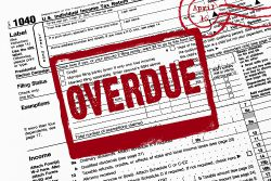 overdue taxes can lead to an IRS audit and subsequent tax penalties